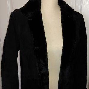 Marvin Richards Leather Coat